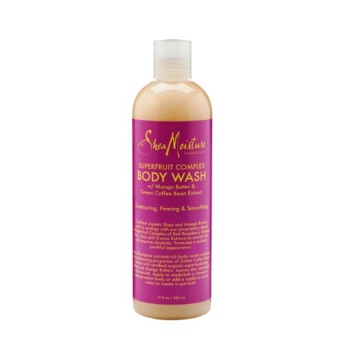 Shea Moisture Superfruit Body Wash 13oz