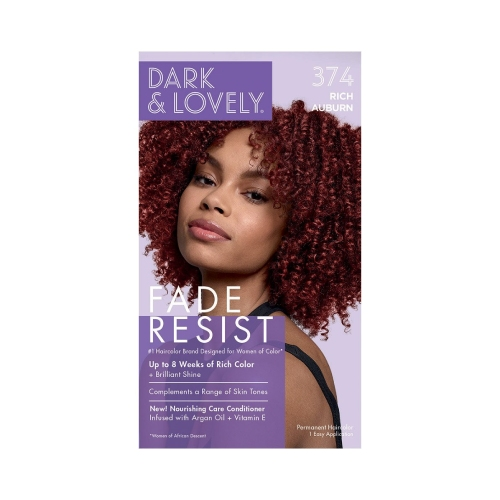 D&L Haircolor 374 Rich Auburn