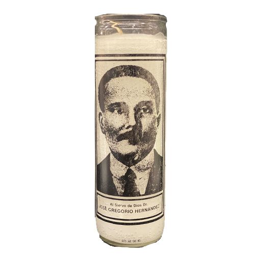 7 Day Candle Jose Gregorio Hernandez