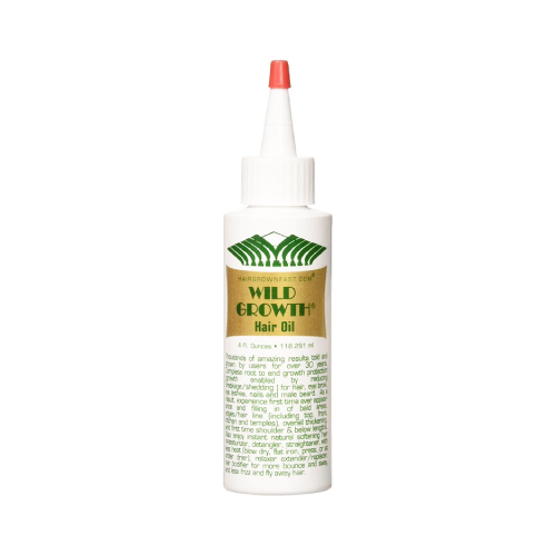 Wild Growth Hair Oil 4oz