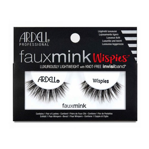 ARDELL Faux Mink Eye Lashes No. Wispies