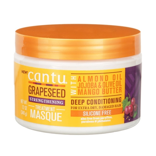 Cantu Grapeseed Strengthening Masque 12oz