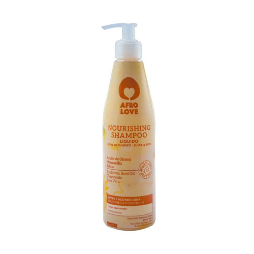 Afro Love Nourishing Shampoo 10oz