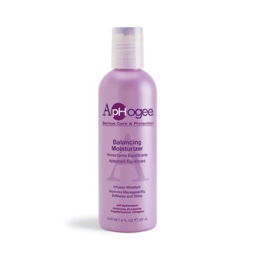 Aphogee Balancing Moisturizer 8oz (new Pack)