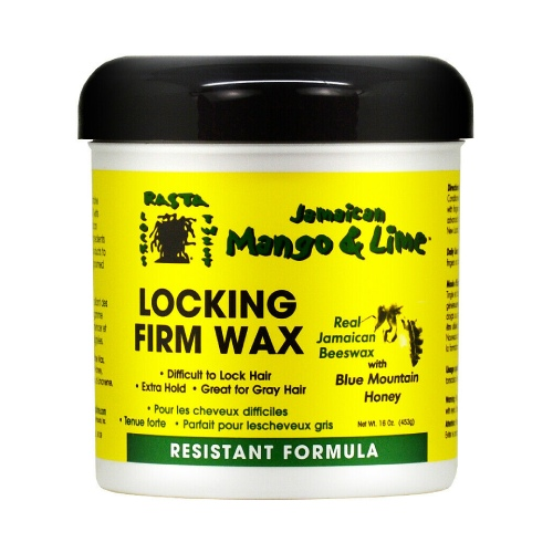 M&L Locking Firm Wax 16oz