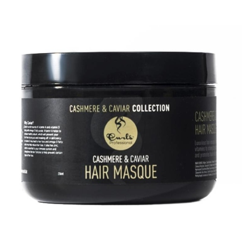 Curls Cashmere Hair Masque 8oz