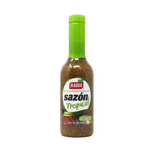 Badia Sazon Marinade Tropical Green 20oz