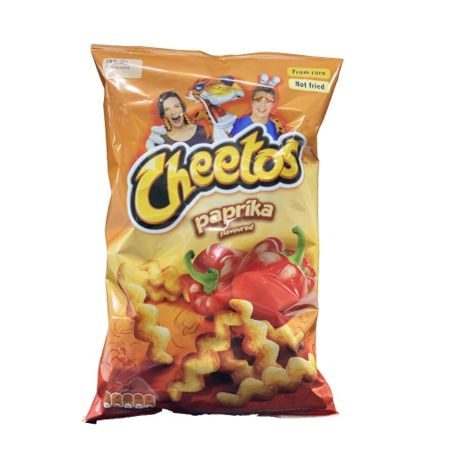 Cheetos Paprika Flavoured 145gr
