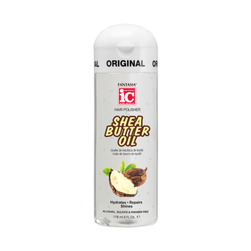 IC Hair Polisher Shea Butter Oil 6oz